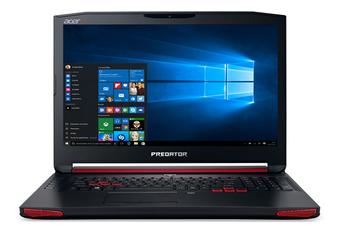 PC portable PREDATOR GX-792-713B Acer