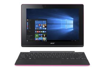 PC Hybride / PC 2 en 1 ASPIRE SWITCH 10 E SW3-013-13E1 64 Go ROSE Acer