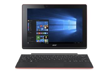 PC Hybride / PC 2 en 1 ASPIRE SWITCH 10 E SW3-013-16G3 64 Go SSD ROUGE Acer