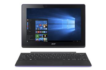 PC Hybride / PC 2 en 1 ASPIRE SWITCH 10E SW3-013-100N 64 GO VIOLET Acer