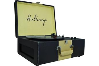Platine disque HTURN DELUXE NOIR/OR Halterrego