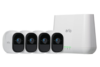 Caméra IP VMS4430 Arlo Pro Pack 4 caméras Netgear