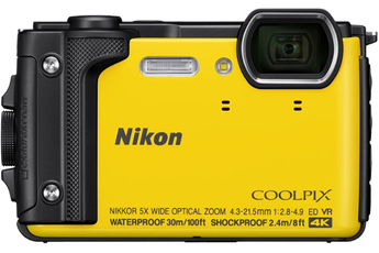Appareil photo compact COOLPIX W300 JAUNE Nikon