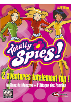 Jeux PC et Mac TOTALLY SPIES ! Mindscape