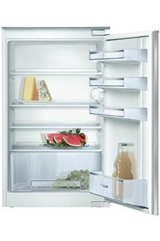 Réfrigérateur encastrable KIR 18 V 20 FF BLANC Bosch