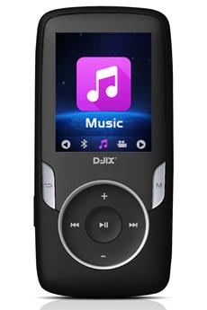 Lecteur audio vidéo MP3-MP4 M1820 NOIR D-jix