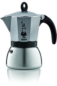 Cafetière italienne 4822 MOKA INDUCTION 3 TASSES Bialetti