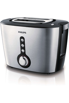 Grille-pains PHILIPS HD263620 GRIS