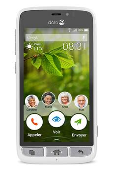Mobile nu 8031 BLANC Doro