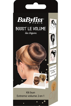 Accessoire coiffure KIT VOLUME CHIGNON 776153 Babyliss