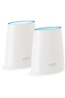Modem / routeur Wi-Fi ORBI KIT RBK40 WIFI MULTIROOM 350M² Netgear