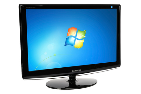 Ecran pc samsung syncmaster 2433 lw syncmaster2433lw darty for Comparateur ecran pc