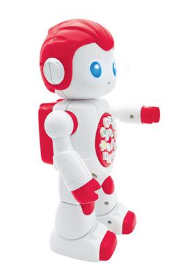 POWERMAN® BABY Robot Parlant Interactif Jouet d'Eveil et d'Apprentissage (F