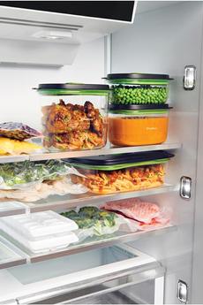 Machine sous vide Foodsaver Pack Boîtes fraîcheur 0,7L + 1,2L