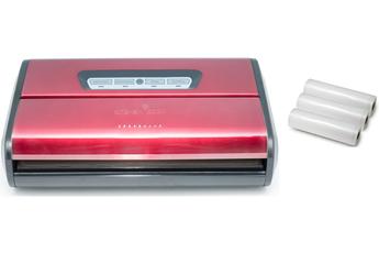 Machine sous vide CUISIO SEAL RED + 3 ROULEAUX DE SACS SOUS VIDES Kitchen Cook