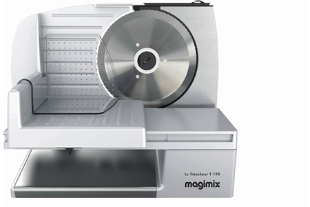 Trancheuse magimix 11651 t 190 darty for Trancheuse cuisine