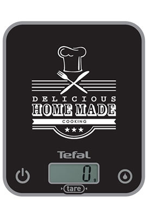 Balance De Cuisine Tefal Bc5113v0 Home Made Noir Darty