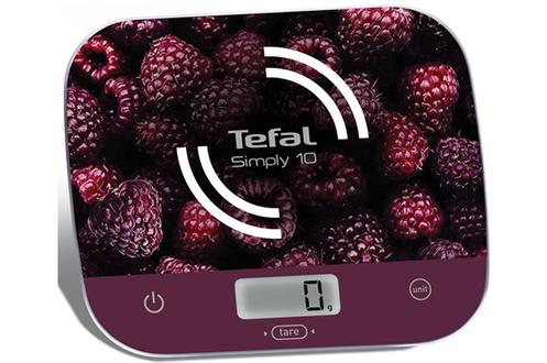 Balance Tefal BC8000V0 SIMPLY FRAMBOISE 10 KG