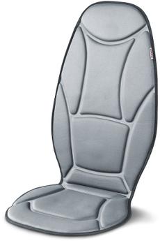 BEURER MG 155 Housse de siège vibrante utilisation au domicile ou en voiture 2 niveaux d?intensité 5
