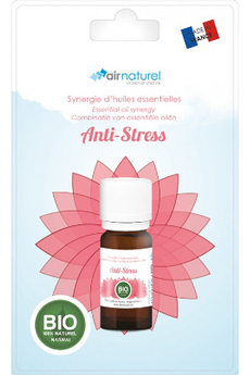 Huiles essentielles ANTI-STRESS BIO 10ML Air Naturel