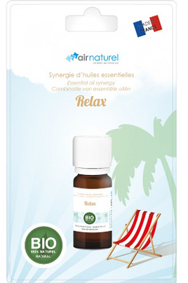 Air Naturel RELAX BIO 10ML