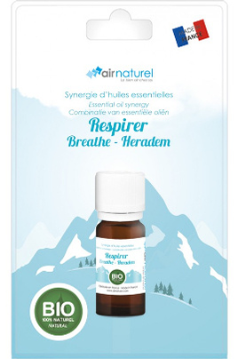 Air Naturel RESPIRER BIO 10ML