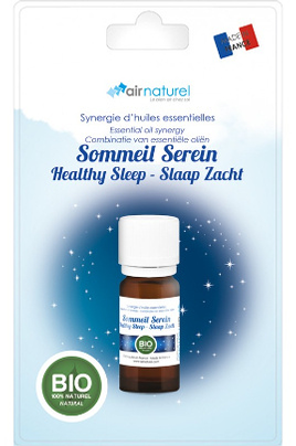 Air Naturel SOMMEIL SEREIN BIO 10ML