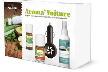 Huiles essentielles COFFRET AROMA PAPA 9017 Direct Nature