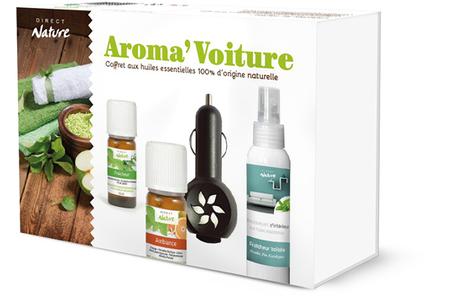 huiles essentielles direct nature coffret aroma papa 9017 cof 9017 darty