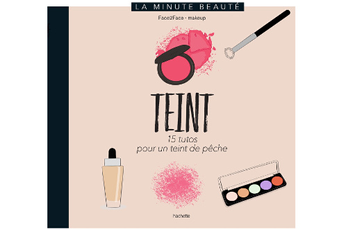 Livre beauté, santé, forme TEINT Hachette