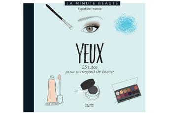 Livre beauté, santé, forme YEUX Hachette