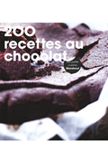 Marabout 200 RECETTES CHOCOLAT