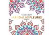 Livre beauté, santé, forme COLORIAGE MANDALAS FLEURIS Marabout