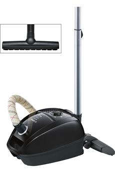 Niveau Sonore 75 dB Capacité 4 L Consommation d'énergie 22 kWh/an Brosse double position et brosse sols durs