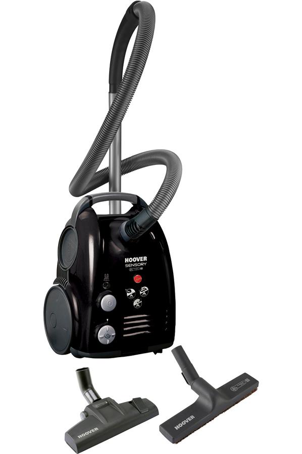 aspirateur avec sac hoover sn70 sn15 sensory darty. Black Bedroom Furniture Sets. Home Design Ideas