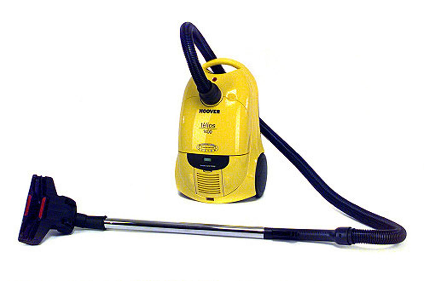 aspirateur avec sac hoover t 4402 telios jaune 0429279 darty. Black Bedroom Furniture Sets. Home Design Ideas