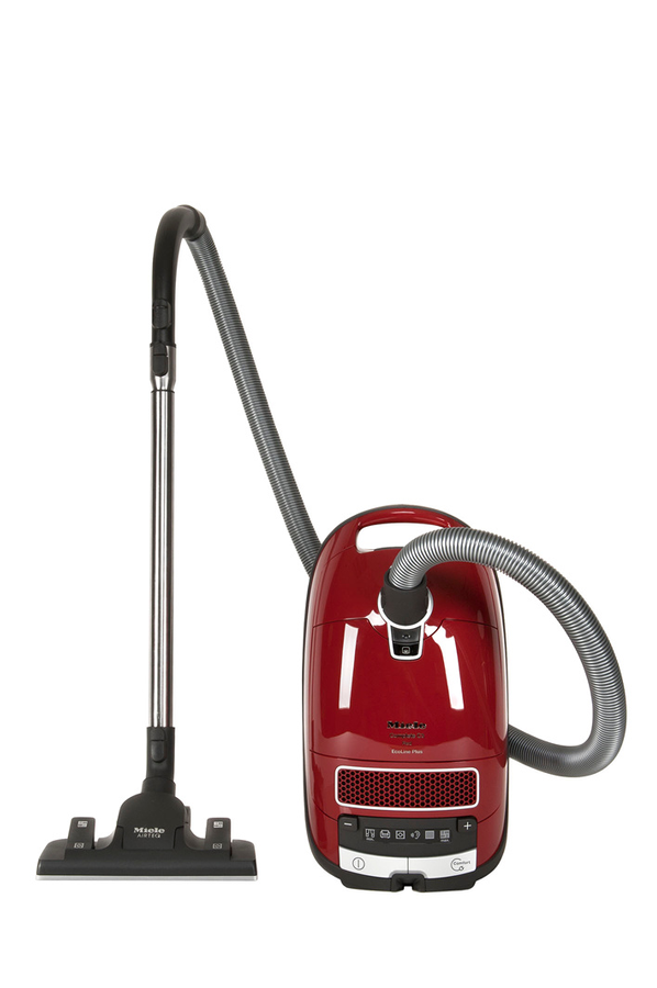 aspirateur avec sac miele complete c3 red ecoline plus 4030621 darty. Black Bedroom Furniture Sets. Home Design Ideas
