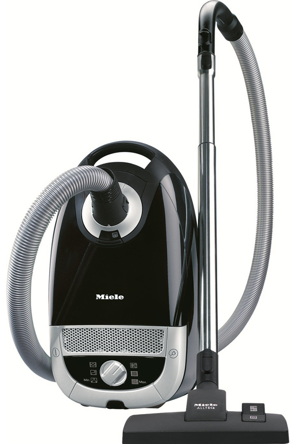 aspirateur avec sac miele complete c2 black ecoline 4102614 darty. Black Bedroom Furniture Sets. Home Design Ideas
