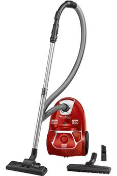 Niveau Sonore 79 dB Capacité 3 L Consommation d'énergie 28 kWh/an Brosse double position et brosse parquet