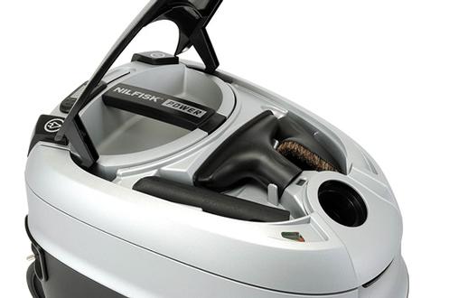 aspirateur avec sac nilfisk power cleaner 2787059. Black Bedroom Furniture Sets. Home Design Ideas