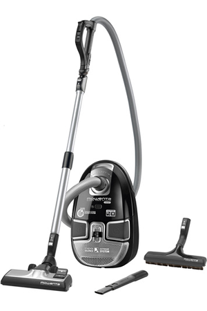 aspirateur avec sac rowenta ro5745ea silence force extreme compact darty. Black Bedroom Furniture Sets. Home Design Ideas