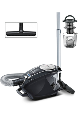 Aspirateur sans sac Bosch BGS7SILALL RELAXX'X ULTIMATE