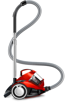 Aspirateur sans sac DD2224-1 REBEL24 HFC Dirt Devil