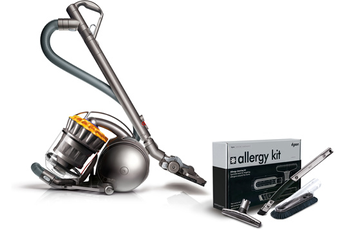Aspirateur sans sac DC33C + KIT ALLERGY Dyson