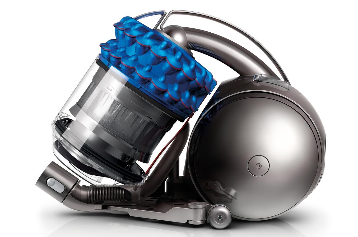aspirateur sans sac dyson dc52 total parquet 4031300 darty. Black Bedroom Furniture Sets. Home Design Ideas