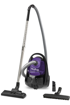 Aspirateur sans sac MO2549PA CITY SPACE CYCLONIC Moulinex
