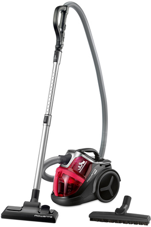 aspirateur sans sac rowenta ro6723pb ergo force cyclonic ro6723pb darty