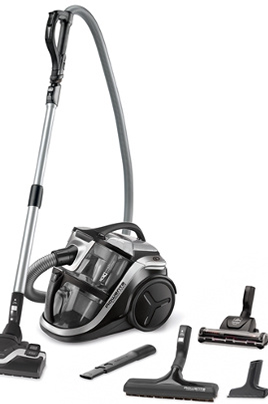 Aspirateur sans sac SILENCE FORCE MULTI-CYCLONIC ANIMAL CARE PRO Rowenta