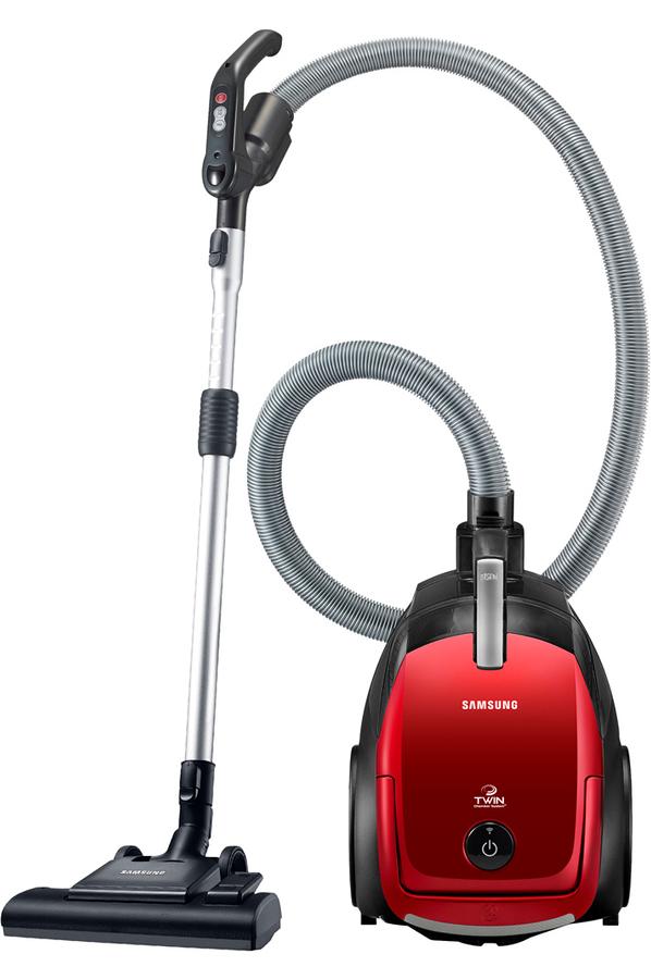 Aspirateur sans sac samsung vcdc08rh 4088069 darty - Mini aspirateur sans sac ...