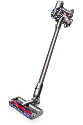 2 en 1 : balai et à main - Puissance 21,6 Volts - Autonomie 20 minutes Technologie 2 Tier RadialT- Moteur numérique Brosse et mini brosse motorisées Long tube détachable